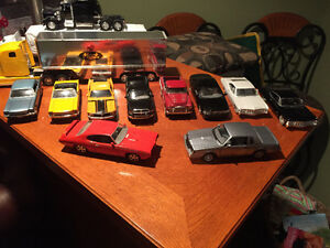 1/24 Scale Die Cast Cars Chevy,Dodge,Pontiac,Ford