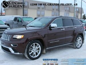 2014 Jeep Grand Cherokee Summit  - Certified