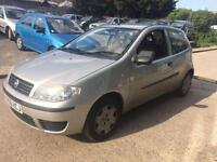 Fiat Punto 1.2 8v Sole Limited Edition 3 door - 2005 55-REG - FULL 12 MONTHS MOT