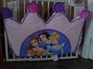 Diesny Princesses Padded  Headboard