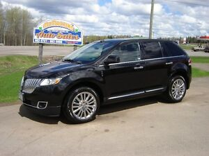 ***SOLD***2011 LINCOLN MKX***AWD***LOADED***77500KM***