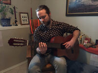 GUITAR LESSONS IN ANY STYLE!
