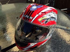 Large CKX M/C Full Face Helmet