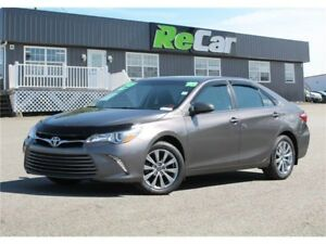 2016 Toyota Camry XLE HEATED LEATHER | NAV | BACK UP CAM
