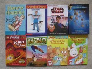 Boys Chapter Books