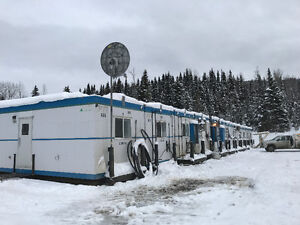 Oilfield Work Camps, Atco Dorms, Double Enders All Available!