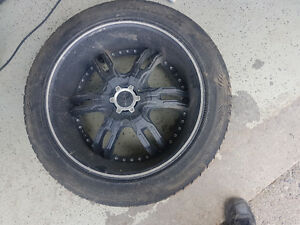 22 inch tires and rims