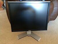 Dell monitor for sale 20.5inch