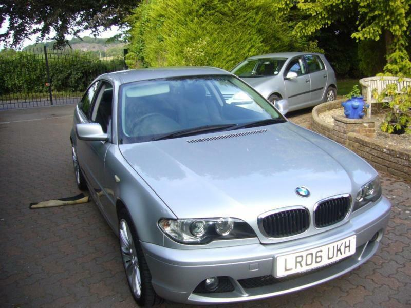 bmw 320 2 0td 2006my cd se in vale of glamorgan gumtree. Black Bedroom Furniture Sets. Home Design Ideas