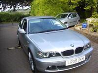 BMW 320 2.0TD 2006MY Cd SE
