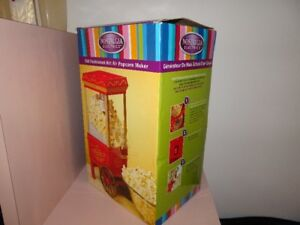 Popcorn Machine - Nostalgia Electrics, 12 Cups, Used Once