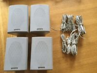 Toshiba speakers