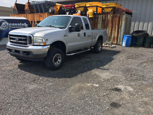 2004 Ford F-350 Camionnette - Gris
