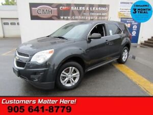 2014 Chevrolet Equinox LS  BLUETOOTH STEERING WHEEL AUDIO POWER