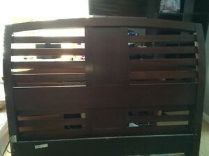 Sleigh Bed Foot Board and Head Board Cambridge Kitchener Area image 2