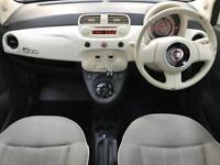 2015 15 FIAT 500 1.2 LOUNGE DUALOGIC 3D AUTO 69 BHP