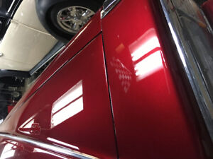 Paint Correction and Polishing
