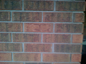 NEW hanson bricks, Heritage brown