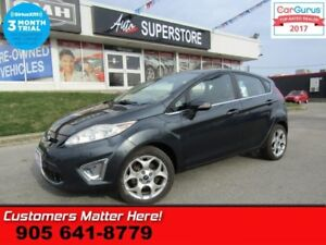 2011 Ford Fiesta SES  AUTO SUNROOF POWER GROUP HEATED SEATS ALLO