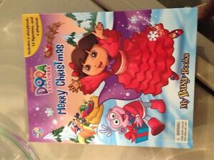 Dora Christmas Book Kit Cambridge Kitchener Area image 1