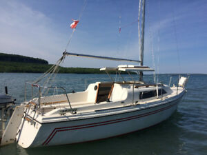 Sirius 22 sailboat