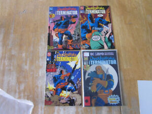 Deathstroke comics