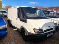 2001 Ford Transit 2.0TD SWB COMPLETE WITH M.O.T AND WARRANTY