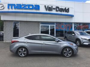 Hyundai Elantra 4dr SDN LIMITED NAVIGATION CUIT TOIT OUVRANT 201