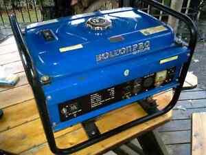 Bolton Pro Series 120/240V 3000W generator Kitchener / Waterloo Kitchener Area image 1