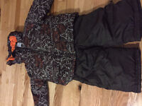 moving sale-Boys snow suit and Fall/winter clothing (2yrs-3 yrs)