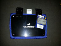 "Backplate ""champro"" **NEUF** pour 20$"