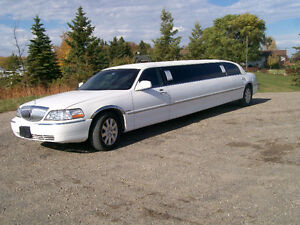"""2003 Lincoln 120"""" Krystal Coach Limo Project Car"""