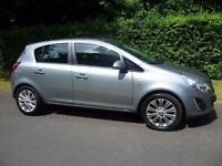 2012 Vauxhall Corsa 1.2 i 16v SE 5dr (a/c)