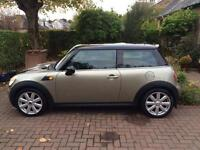 "MINI HATCHBACK 1.6 COOPER 3 DOOR (CHILLI PACK) 2007 ""07"" REG FULL SERVICE HISTOR"