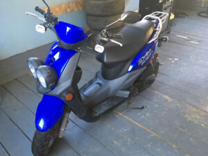 2012 Yamaha BWS50 cc