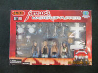 Collectible Smiti 25pc Playset Metallica Master Of Puppets 2004