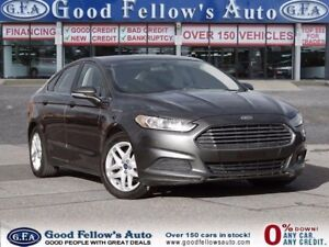 2015 Ford Fusion SE MODEL,HEATED SEATS, 4CYL 2.5 L, REARVIEW CAM