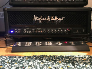 Hughes & Kettner 100W Switchblade Guitar Amp Head w/Footswitch