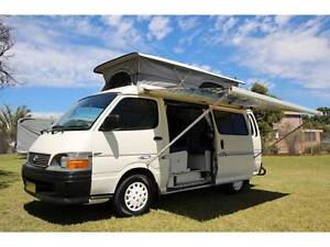 ****CAMPERVAN WANTED****TOYOTA HIACE POP-TOP**** Oatlands Parramatta Area Preview