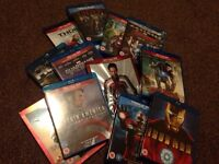 The Marvel Blu Ray Collection