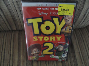 BRAND NEW Toy Story 2 on DVD