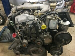 USED turbodiesel engine  for  Mercedes