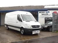 2013 1 owner Mercedes-Benz Sprinter 2.1TD 313CDI lwb van removal van ??
