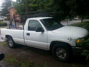 2003 GMC Sierra 2500 Pickup Truck Peterborough Peterborough Area image 1