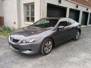2009 Honda Accord EX Coupe - MANUELLE