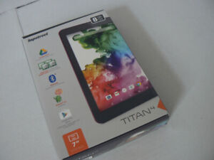 Hipstreet TITAN 4 7inch Android Tablet HDMI port Bluetooth WiFi