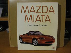 MAZDA MIATA PROJECT BOOKS