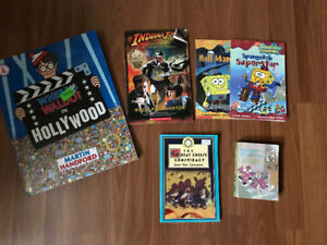 Various children books