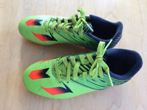 Adidas – Messi soccer cleats (Size 3.5)