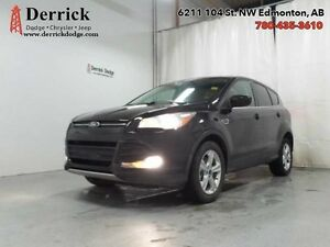 2014 Ford Escape Used SE Sunroof Lthr Seats Pwr Grp A/C $128 B/W